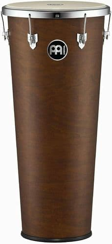 Meinl Percussion - 14 x 35 inch African Brown Finish Timba - TIM1435AB-M